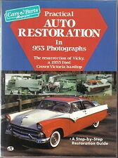 """Ripristino automatico pratico in 953 PHOTOS un 1955 """"Ford Crown Victoria Hardtop"""