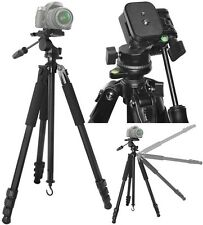 "Professional 80"" True Heavy Duty Tripod With Case For Nikon D3100 D5100 D300s"