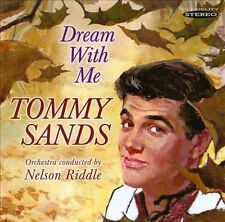 Dream with Me by Tommy Sands (Pop) (CD, Jul-2012, Sepia Records)
