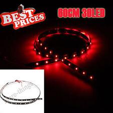 60cm 30 SMD LED dell'automobile al neon flessibile griglia luce di striscia