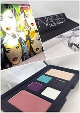 Nars Andy Warhol Collection Debbie Harry Eye And Cheek Palette NIB $58