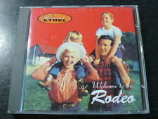 "CD ""Welcome to the Rodeo"" vo nBlessed Ethel / 50.777"