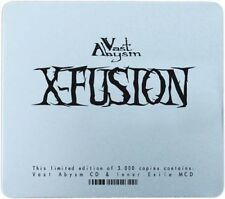 X-FUSION Vast Abysm 2CD METALLBOX 2008 LTD.3000