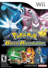 Pokemon Battle Revolution [Nintendo Wii NTSC Game Catch Them All Exclusive] NEW