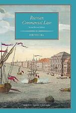 Russian Commercial Law, International Law, Law, Hiroshi Oda, Excellent, 2007-09-