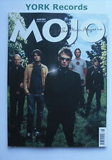 MOJO MAGAZINE - August 2003 - Radiohead / The Cure / The Rolling Stones