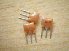 3 x  LT10.7MS3-A 10.7MHZ Ceramic Filter 180KHZ  equiv to Murata SFE10.7MS3  Z839