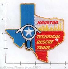 Texas - Houston Technical Rescue Team TX Fire Dept Patch