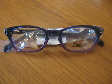 NEW Vintage VN0100 purple eyeglass frame eye glasses 49-19-140