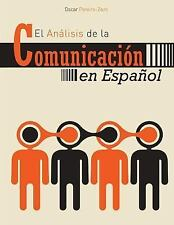 El Analisis de la Communicacion en Espanol