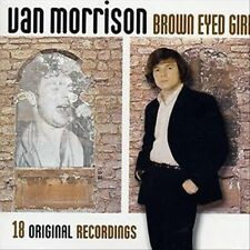 VAN MORRISON BROWN EYED GIRL 18 ORIGINAL RECORDINGS CD