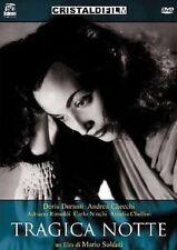 DvD TRAGICA NOTTE - (1941) Doris Duranti,Andrea Checchi ...NUOVO