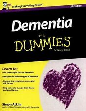 Dealing with Dementia for Dummies® by Simon Atkins (2015, Paperback)