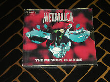 Metallica - The Memory Remains CD - 2 tracks - 1997 - Elektra