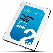 "2TB SATA Notebook Laptop 2.5"" Hard Drive for Sony PS4 Macbook & MacBook Pro"