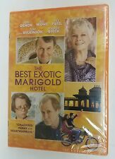 The Best Exotic Marigold Hotel (DVD, 2012)- BRAND NEW    FACTORY SEALED