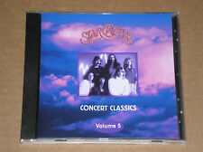 STARCASTLE - CONCERT CLASSICS VOLUME 5 - CD COME NUOVO (MINT)