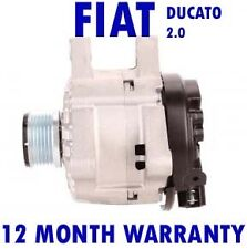 FIAT DUCATO BUS BOX 2.0 JTD 2002 2003 2004 2005 2006 2007 - 2015 RMFD ALTERNATOR