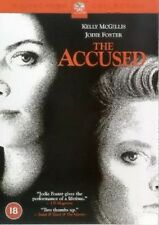The Accused - UK Region 2 DVD - Kelly McGillis / Jodie Foster
