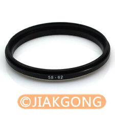Male 62mm-58mm 62-58 mm Macro Reverse Ring / reversing