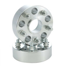 PORSCHE SPECIFIC 2 inch Wheel Spacer Spacers Set of 2 Adapters - Hub Centric