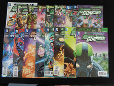 DC New 52 Green Lantern New Guardians 0 1-34 38 39 Annual 2 VF/NM Condition