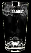Absolut Vodka Glas Longdrinkglas, Version 2014, Crisal
