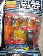 STAR WARS MicroMachines BATTLE PACK #5  Shadows of the Empire  1996  NISB