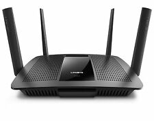 Linksys EA8500-UK Max-Stream Dual Band 4 x 4 MU-MIMO AC2600 Smart Wi-Fi Router