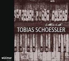CD Tobias Schoessler Letters-Late Digipack