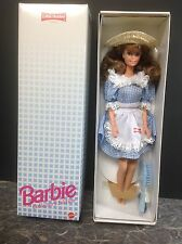 1992 Little Debbie Snack Cakes Barbie Doll Collectors Edition NRFB