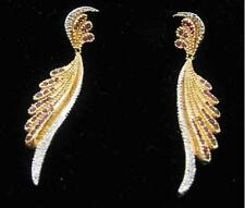 "Erte  (Romain De Tirtoff)     ""Fantasy Earrings""    MAKE OFFER"