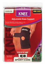 """ADJUSTABLE KNEE SUPPORT ONE SIZE 12"""" - 21"""" by Mueller #  4531"""