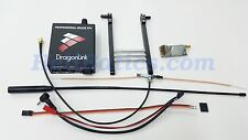 Dragon Link V3 Long Range FPV TX MicroRX 12Ch UHF 433MHz Advanced System JR