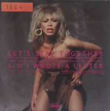 """7"""" Single - Tina Turner - Let's Stay Together - S27 - washed & cleaned"""
