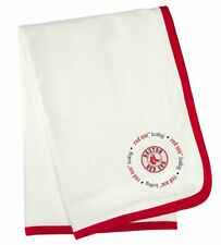 "Boston Red Sox 24"" x 36"" Receiving Baby Blanket"
