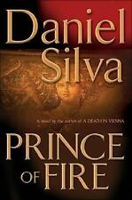 NEW - Prince of Fire by Silva, Daniel