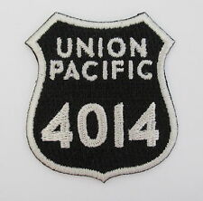 UNION PACIFIC UP 4014 Railroad PATCH Big Boy Spot Plate