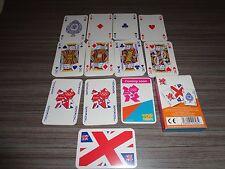 jeu de 54 cartes anglais london 2012 Olympic