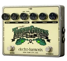 EHX Electro Harmonix Turnip Greens compact multi-effects Guitar Pedal Brand New