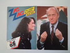 advertising Pubblicità 1984 ZIG ZAG CANALE 5 e RAIMONDO VIANELLO