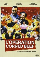 DVD *** L'OPERATION CORNED BEEF ***  avec Jean Reno, Christian Clavier, ...