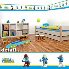 PUFFI Autoadesivo Muro Decorativo Confine - 5 m-Bambini Camera Da Letto / Playroom