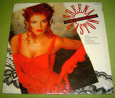 PHILIPPINES:SHEENA EASTON - The Lover In Me LP ALBUM Still in Shrink RARE!!