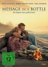 Message in a Bottle + Kevin Costner + Paul Newman + DVD OVP NEU