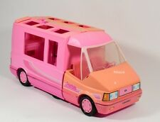 Mattel Dream House Camper van Barbie Bambole vintage '88 trasformabile doll -11I