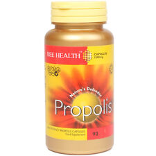 Bee Health PROPOLIS 90 Capsules 1000mg **BUY 1 GET 1 FREE**