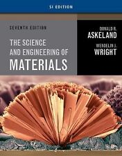 SCIENCE AND ENGINEERING  - WENDELIN J. WRIGHT DONALD R. ASKELAND (PAPERBACK) NEW