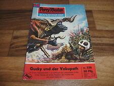 PERRY RHODAN  # 336 -- GUCKY und der VAKUPATH // 1. Auflage 1968