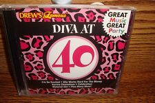 BIRTHDAY * DIVA AT 40 Drews Famous Classic Music Songs  See Photos for List